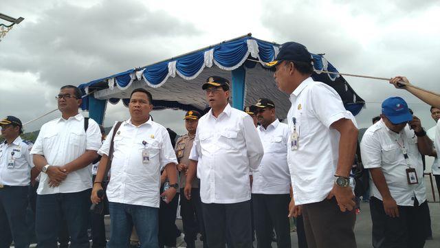 Soal Pelabuhan Kargo Terbesar di Kepri, Menhub: Target 2021 Selesai (137320)