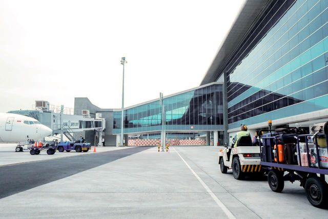 Di Tengah Pandemi, Rata-rata Penumpang Pesawat di Bandara YIA Capai 3.500 Orang (961932)