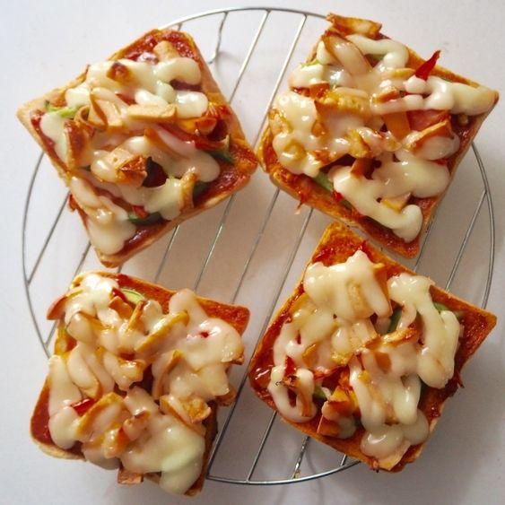 Anak Suka Makan Pizza, Sehat Enggak Ya? (131404)