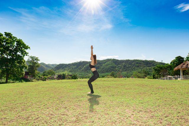 Ingin Paha Kencang? Lakukan 5 Gerakan Yoga Ini (150591)