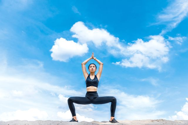 Ingin Paha Kencang? Lakukan 5 Gerakan Yoga Ini (150589)