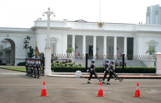 Pemprov DKI Jelaskan Penyebab Istana Banjir (101610)