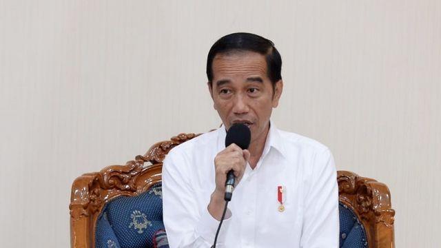 Jokowi Terbitkan Keppres Nomor 7 Tahun 2020 Tentang Gugus Penanganan Corona (9118)