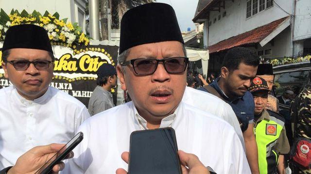 Sekretaris Jenderal PDIP Hasto Kristiyanto