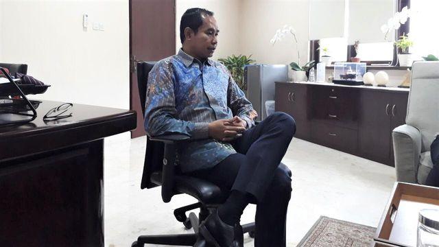 Direktur Perlindungan WNI Kemlu RI Judha Nugraha