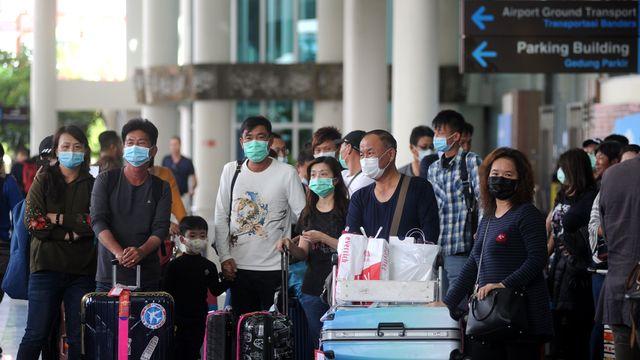 Bandara Internasional I Gusti Ngurah Rai virus corona