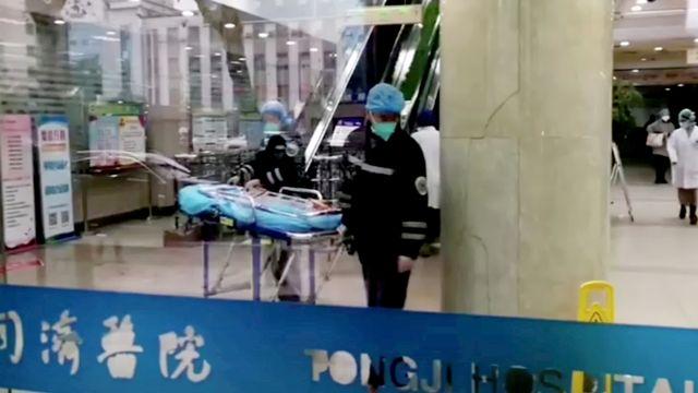 Dokter China yang Dibungkam karena Virus Corona Kini Terkapar di RS (299962)