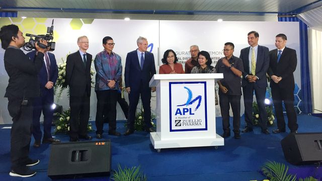 APL Resmikan Gudang Distribusi Produk Kesehatan Rp 300 M di Cikarang (118082)