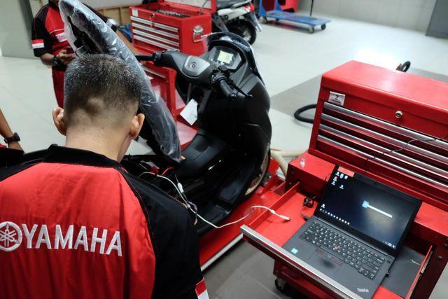 Rincian Biaya Servis Yamaha NMax 1 Tahun Pemakaian, Cuma Rp 200 Ribuan (525121)