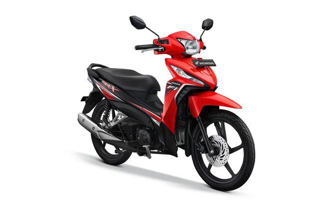 Honda Revo X Attractive Red
