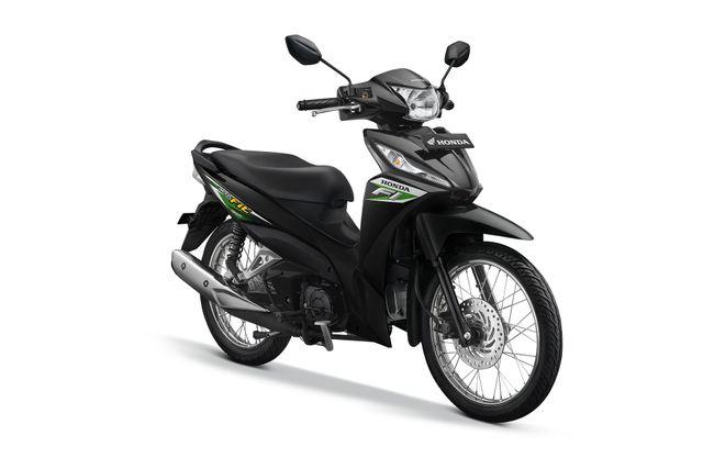 Honda Revo Fit Neo Green