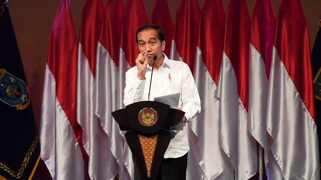 Jokowi: Frekuensi Bencana di RI Melompat, Ada Lebih dari 11.500 Kali di 2019 (66620)