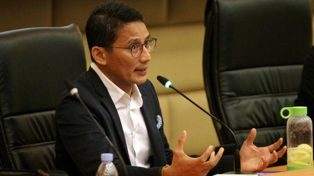 Sandiaga Kenang Pilgub DKI: Model Kampanye Dicontoh Negara Lain (39365)