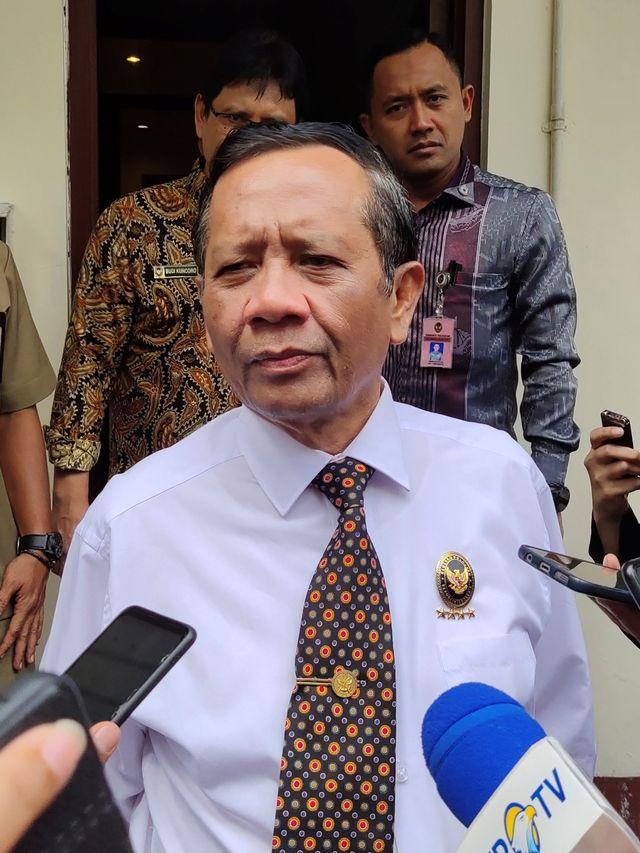 Muhammadiyah Minta WNI Eks ISIS Masih Pro Pancasila Diterima, Mahfud Menolak (318778)