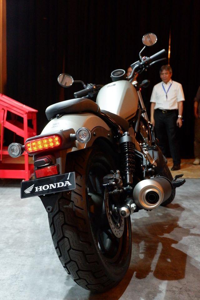 Foto: Duo Marquez Luncurkan Motor Baru Honda di Jakarta (404)