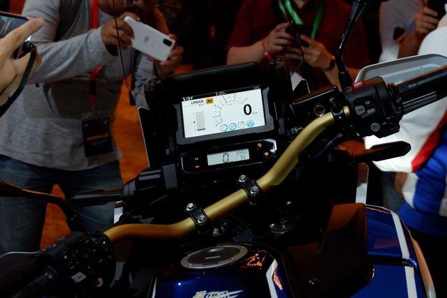 Foto: Duo Marquez Luncurkan Motor Baru Honda di Jakarta (398)