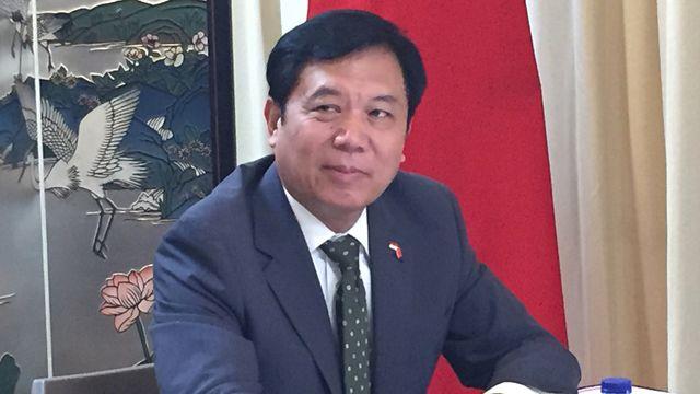 Konjen RRT Mr Gou Haodong