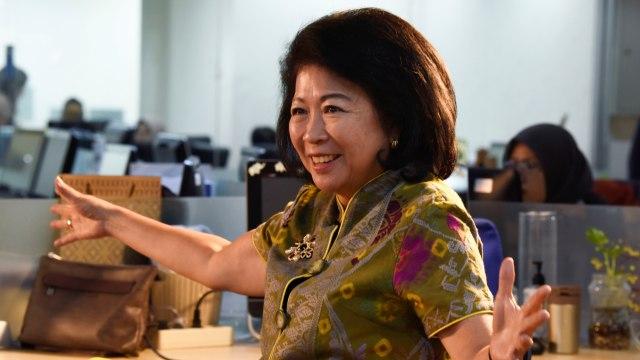 Hari Pertama Ngantor di Bank Dunia, Mari Elka Unggah Foto Penuh Tawa (41078)