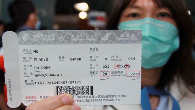 Penerbangan terakhir ke China - Soetta