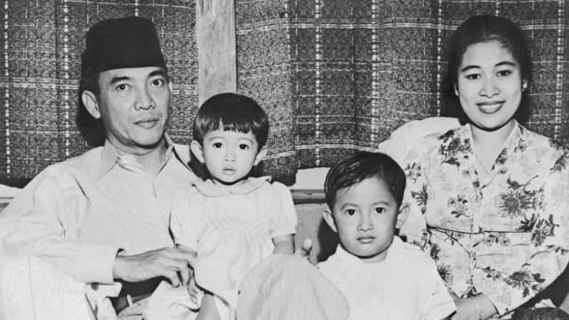 Megawati dan Puan Maharani Ternyata Berdarah Minang (1)