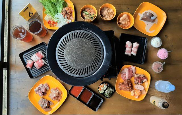 90 Bun: All You Can Eat Karubi dan Saikoro Cuma Rp 99 ribu (6567)