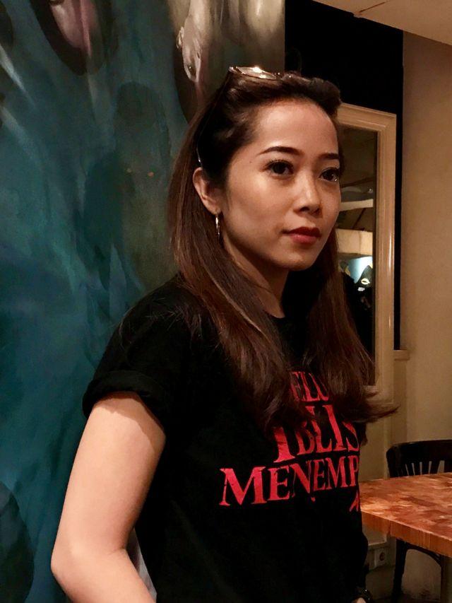 Karina Salim Tak Kebosanan Meski Harus #dirumahaja (1256360)