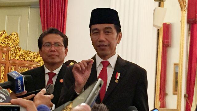 Mimpi Jokowi untuk Ibu Kota Baru: Mobil Elektrik dan Pakai Teknologi Otonom (133047)