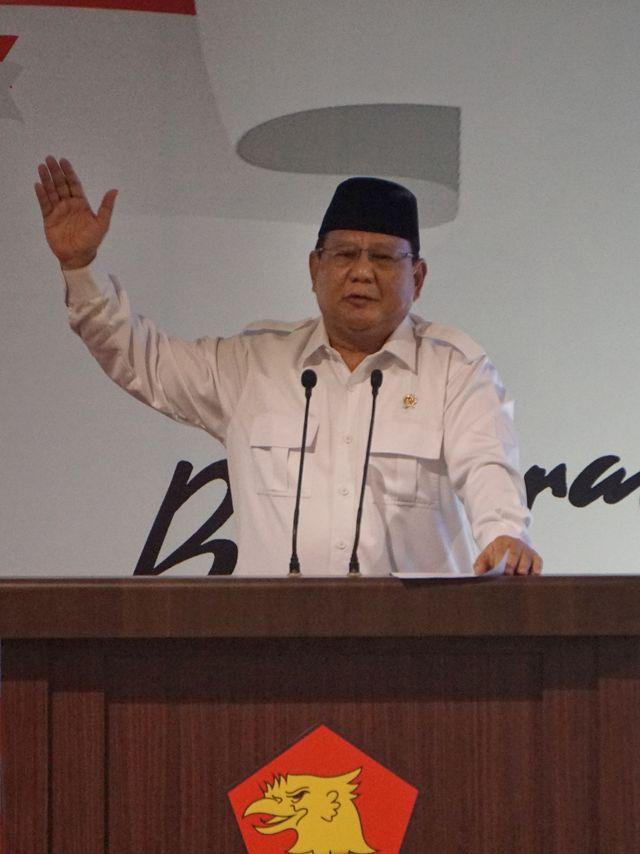 Prabowo Minta Kader Gerindra Tak Bikin Gaduh di Tengah Kesulitan karena Corona (196923)