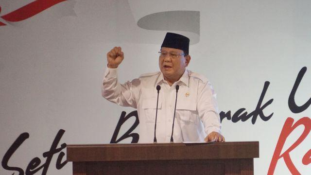 Jika Nyapres Lagi, Prabowo Cetak Rekor Tokoh Paling Banyak Ikut Pilpres (147235)