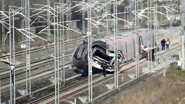 Kecelakaan Kereta Cepat di Milan