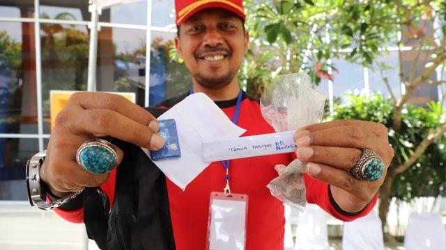 Tes SKD CPNS Kemenkumham di Jawa Timur