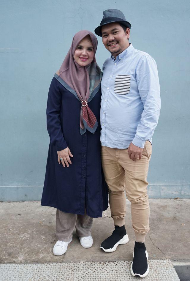 PTR- Indra Bekti dan Adila Jelita