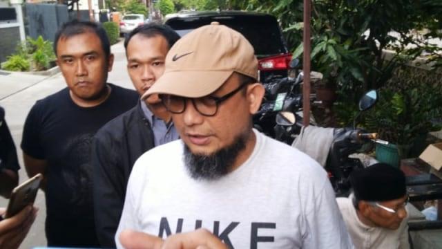 Polri Akan Mediasi Novel Baswedan dengan Pelapor soal Kasus Twit Ustaz Maaher (552779)