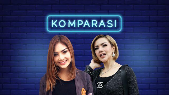 Membandingkan Penampilan Irma Darmawangsa dan Kumalasari  (37039)