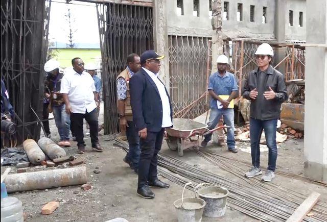 Wamen PUPR Wetipo Minta Semua Pihak Bantu Proses Pemulihan Kota Wamena (248505)