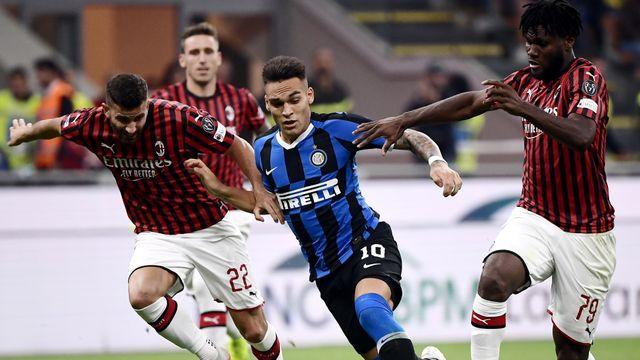 Inter vs Milan: Prediksi Line Up, Kabar Cedera & Jadwal Tayang (72282)