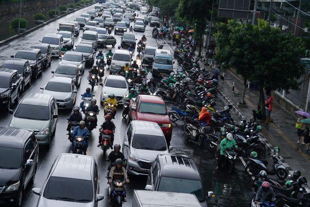 Wacana Pembatasan Motor, Jalan Nasional Hanya Boleh Dilewati Motor Listrik (66194)