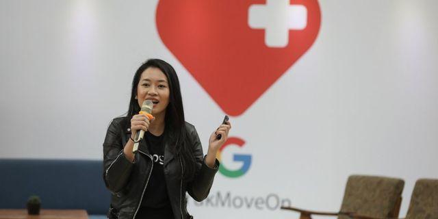 Google #YukMoveOn (Google)