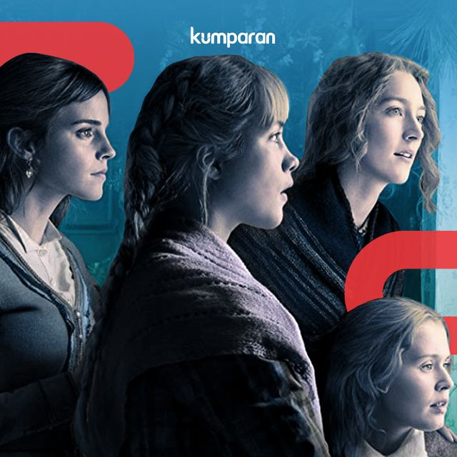 Podcast: Review Film, Eksekusi Apik di Little Women  (73849)