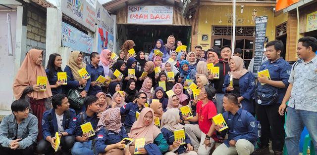Kuliah Jurnalistik, Mahasiswa Unindra Luncurkan Buku Jurnalisme Data (415577)