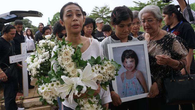 Mantan Suami Karen Idol Diperiksa Sebagai Saksi Kasus Kematian Anaknya (3835)