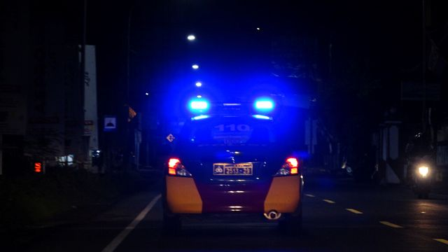 LIPSUS Klitih Yogya - Patroli keamanan di Yogyakarta