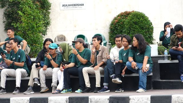 LIPSUS Klitih Yogya - Ilustrasi pelajar di Yogyakarta