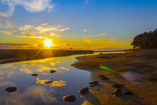 5 Lokasi Terbaik untuk Melihat Matahari Terbit di New Zealand (115632)