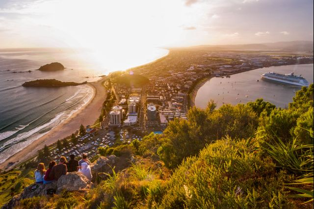 5 Lokasi Terbaik untuk Melihat Matahari Terbit di New Zealand (115631)