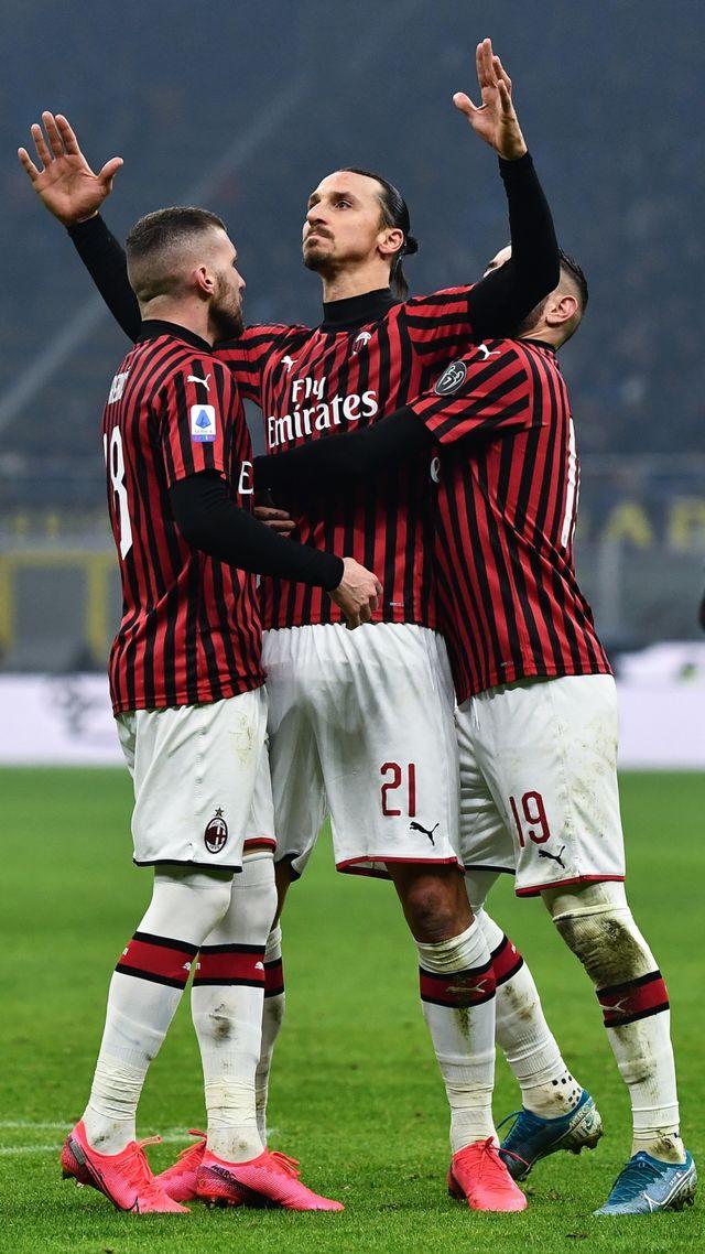Cedera, Kebersamaan Ibrahimovic dan AC Milan Akan Berakhir Lebih Cepat? (666080)