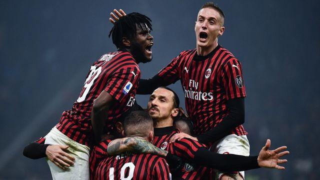 COVER, AC Milan