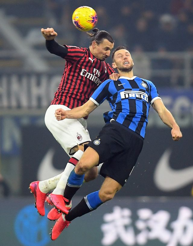 Inter vs Milan: Prediksi Line Up, Kabar Cedera & Jadwal Tayang (72281)