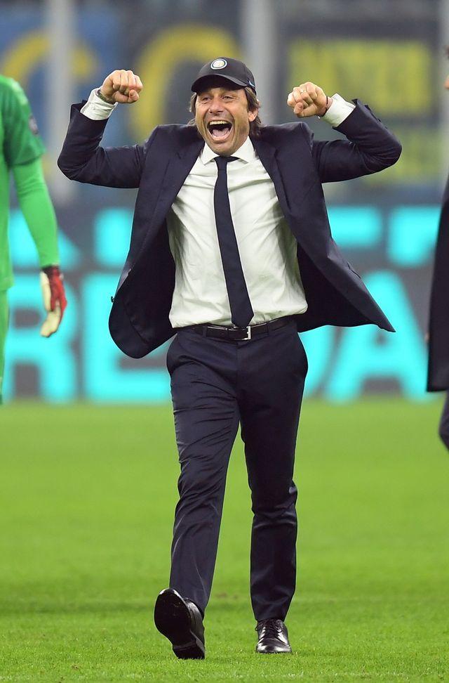 Liga Europa: Eriksen Gemilang, Inter Milan Lolos ke 16 Besar (26)