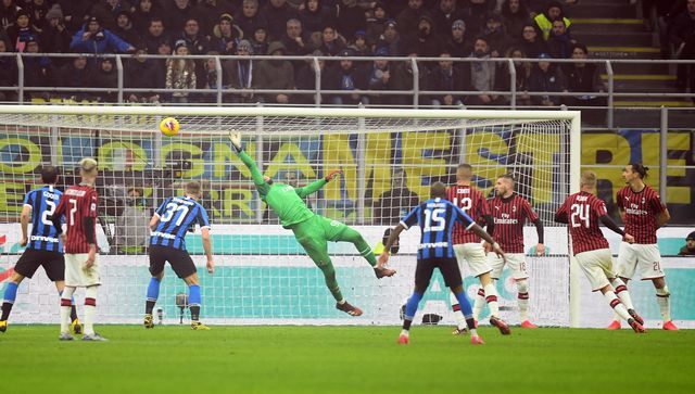 3 Fakta Menarik Usai Inter Milan Bekuk AC Milan di Liga Italia   (12645)